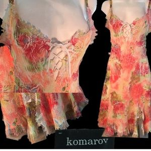 Komarov Romantic Dress